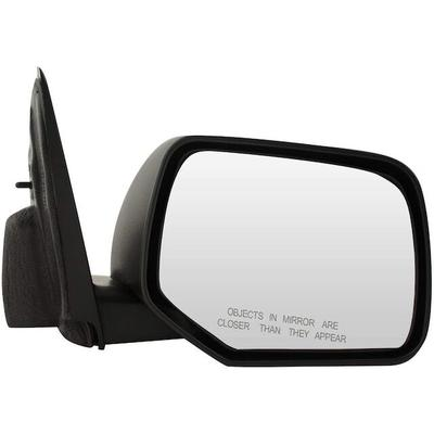 2008-2010 Mercury Mariner Right - Passenger Side Mirror - Action Crash