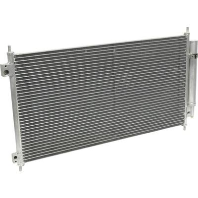2008-2012 Honda Accord A/C Condenser - Action Crash CNDDPI3669