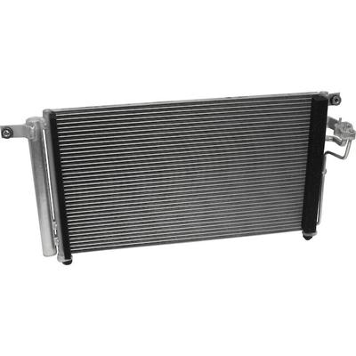 2006-2011 Kia Rio A/C Condenser - Action Crash CNDDPI3386