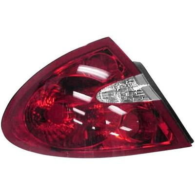 2005-2009 Buick LaCrosse Left - Driver Side Tail Light Assembly - Action Crash GM2800189C
