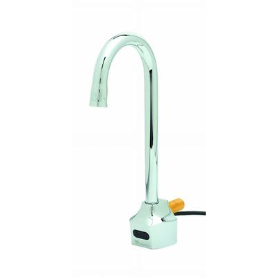 T&S EC-3101-HG Electronic Faucet, Wall Mount, Rigid Gooseneck, Hydro-Generator Power, 100 240v/1ph on Sale