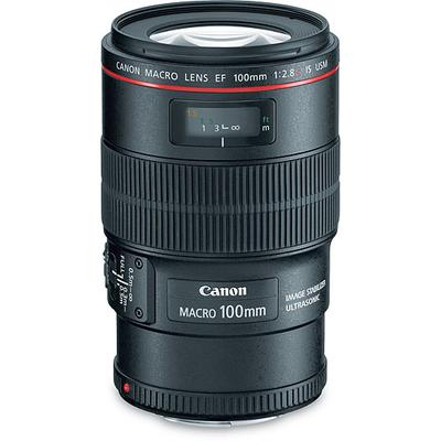 Canon EF 100mm 2.8L Macro IS USM on Sale