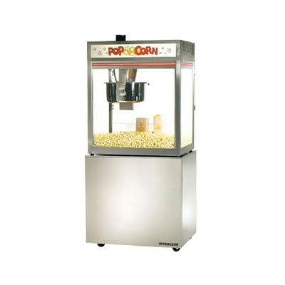 Gold Medal 2009SS Popcorn Popper Base, Stainless on Sale