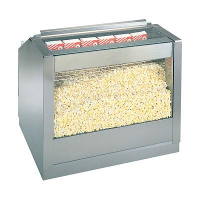 Gold Medal 2345BS 6 Roller Base for 2345 Front Counter Popcorn Staging Cabinet, 120v on Sale