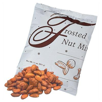 Gold Medal 4501 24 oz Frosted Nut Mix, 24/Case