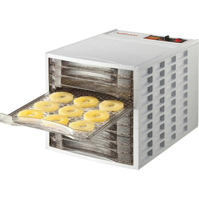 Weston VegiKiln 10-Tray Dehydrator, Model 75-0201-W, White