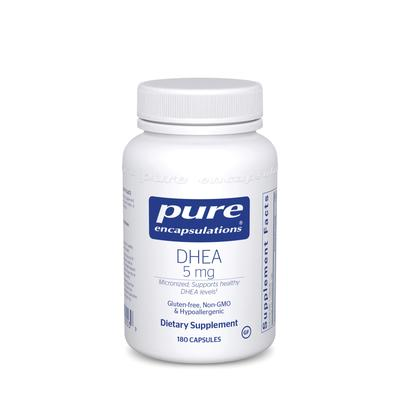 Pure Encapsulations Cellular Support - DHEA (Dehydroepiandrosterone) 5
