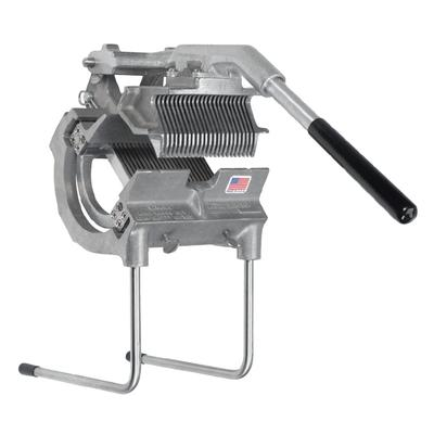 Nemco 55250A Aluminum Food Slicer, 3/16 Blade, Green Onions, Manual on Sale