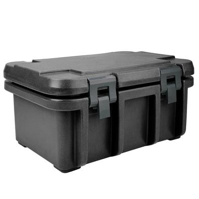 Cambro UPC180110 Ultra Pan Carriers Insulated Food Carrier - 24.5 qt w/ (1) Pan Capacity, Black on Sale