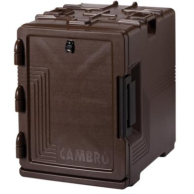 Cambro UPCS400131 Camcarrier Ultra Pan Carriers Insulated Food Carrier - 60 qt w/ (6) Pan Capacity, Brown on Sale