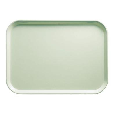 Cambro 57429 Fiberglass Camtray Cafeteria Tray - 6.9L x 4.9W, Key Lime on Sale
