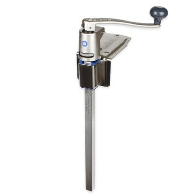 Edlund U-12SL Manual Quick Change Can Opener w/ Long Bar & Stainless Steel Base on Sale