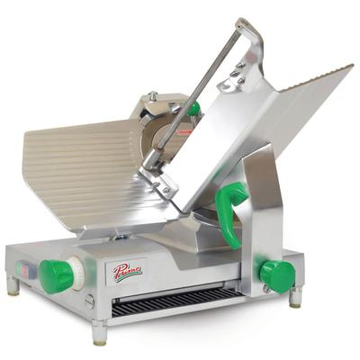 Primo PS-12D Deluxe Compact Meat Slicer w/ 12 Blade & .5 HP Motor, 120 V on Sale