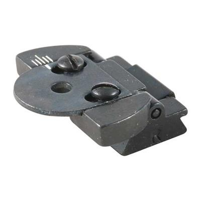 Ruger Mini-14 Rear Sight Assembly - Ruger Mini-14 Flip-Up Rear Sight Assembly Black
