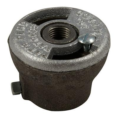 """Brownells Hot Water Cleaning Tank Pipe Burner - 3/4"""" I.D. Hw/Ht Mixer, With Shutter"""