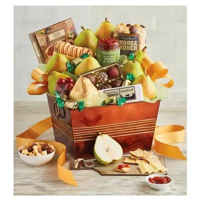 Deluxe Favorites Gift Basket - Gift Baskets & Fruit Baskets - Harry and David
