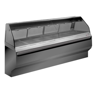 Alto Shaam ED2SYS-96/PL-SS Full & Self Serve Display Case w/ European Base, 96, Stainless on Sale