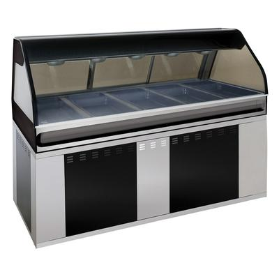 Alto Shaam EU2SYS-72/PR-SS Hot Deli Cook, 2 ft Self Serve Right Side, 72, Stainless on Sale
