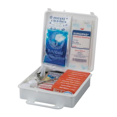 Service Ideas 1124SI First Aid Kit w/ 173 Pieces on Sale