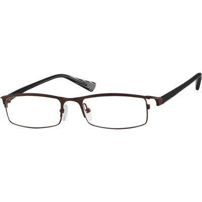 Zenni Men's Rectangle Prescripti...