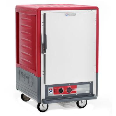 Metro C535-HLFS-L 1/2 Height Insulated Mobile Heated Cabinet w/ (17) Pan Capacity, 120v on Sale