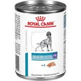 Royal Canin Veterinary Diet Selected Protein Adult PR Canned Dog Food, 13.6-oz, case of 24