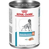 Royal Canin Veterinary Diet Hypoallergenic Selected Protein PW Dog Food, 13.6-oz can, 24ct