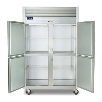 Traulsen G22000 52 Two Section Reach In Freezer, (4) Solid Doors, 115v on Sale