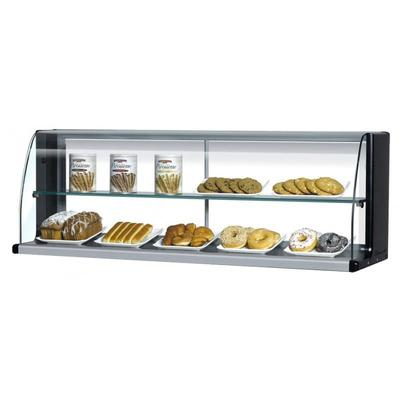 Turbo Air TOMD-30HB 28 High Top Display Dry Case w/ Open Front for TOM-30, Black on Sale