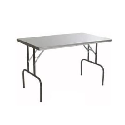 Eagle Group T3060F 30x60 Stainless Folding Table on Sale