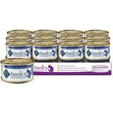 Blue Buffalo Basics Limited Ingredient Grain-Free Indoor Duck & Potato Entree Canned Cat Food