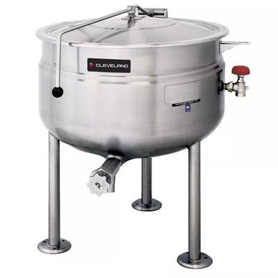 Cleveland KDL-100-F 100-gal. Steam Kettle - Stationary, Full Jacket, Direct Steam on Sale