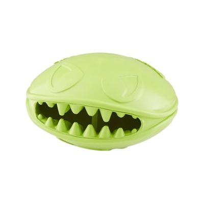 Jolly Pets Monster Mouth Dog Toy, 4-in