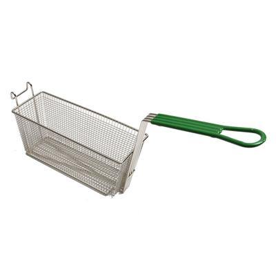 Frymaster 803-0357 Fryer Basket w/ Coated Handle & Front Hook, 13.25 x 4.5 x 6 on Sale