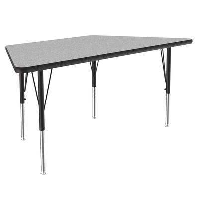Correll A3060-TRP15 Activity Table w/ 1.25 High Pressure Top, 60W x 30D, Gray Granite on Sale