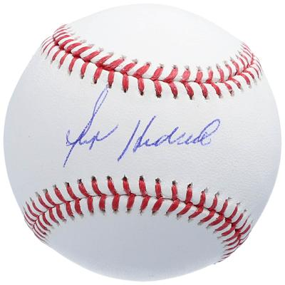 """George Hendrick St. Louis Cardinals Autographed Baseball"""