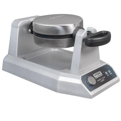 Waring WWCM180 Single Waffle Cone Maker w/ Embedded Heating Element & Extra-Deep Drip Pan on Sale