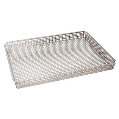 Cadco COB-H Oven Basket, Half Size, Stainless Steel on Sale