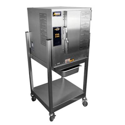 Accutemp N61201D060SGL (6) Pan Convection Steamer - Stand, Holding Capability, NG on Sale