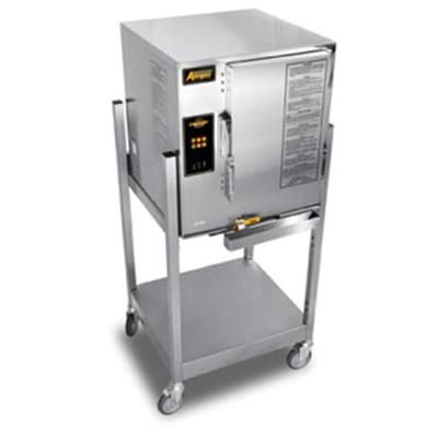 Accutemp E64403E120SGL (6) Pan Covection Steamer - Stand, Holding Capability, 440v/3ph on Sale