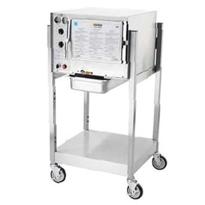 Accutemp S34403D090SGL (3) Pan Covection Steamer - Stand, Holding Capability, 440v/3ph on Sale
