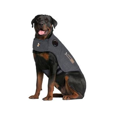 ThunderShirt Anxiety & Calming Aid for Dogs, Heather Grey, XX-Large