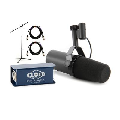 Shure SM7B with...