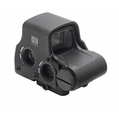Eotech Exps3 Holographic Weapon Sights - Exps3-2 Weapon Sight, 68 Moa Ring W/ (2) 1 Moa Dots