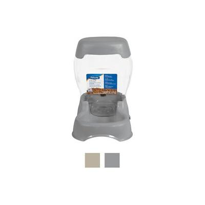 Petmate Pearl Pet Cafe Feeder, White, Large