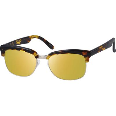 Zenni Men's Sunglasses Tortoises...