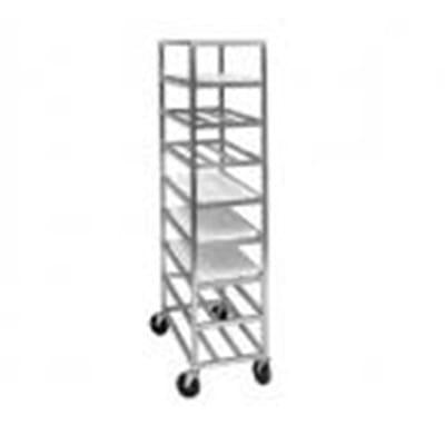 Channel AXDUPR8 12.5W 8 Platter Pan Rack w/ 6.75 Bottom Load Slides on Sale
