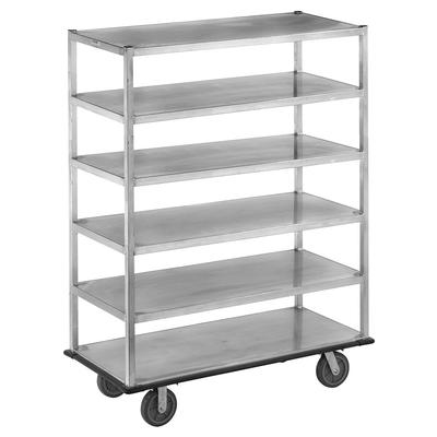 Channel QMA2860-6 62.5 Queen Mary Cart w/ 6 Levels, 2000 lb Capacity on Sale