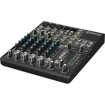 Mackie 802-VLZ4 8-Ch Compact Recording/SR Mixer