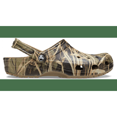 Crocs Khaki Classic Realtree® V2 Shoes